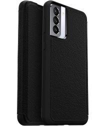 Otterbox Strada Serie Samsung Galaxy S21 Plus Book Case Zwart