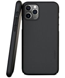 Nudient Thin Case V3 Apple iPhone 11 Pro Hoesje Back Cover Zwart