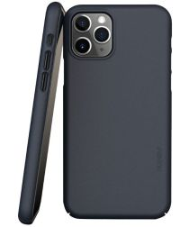 Nudient Thin Case V3 Apple iPhone 11 Pro Hoesje Back Cover Blauw