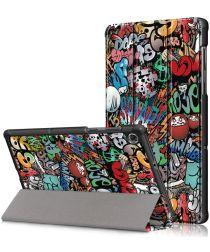 Lenovo Tab M10 HD Gen 2 Hoesje Tri-Fold Book Case Cartoon Print
