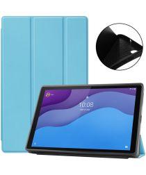 Lenovo Tab M10 HD Gen 2 Hoesje Tri-Fold Book Case Sky Blue