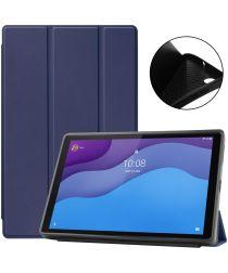 Lenovo Tab M10 HD Gen 2 Hoesje Tri-Fold Book Case Dark Blue