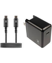 Xtorm Volt Reislader 65W USB-C PD 3.0 Laptop Oplader + USB-C Kabel 2M