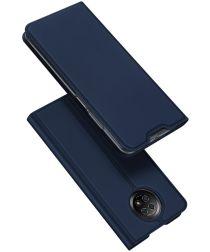 Dux Ducis Skin Pro Series Xiaomi Redmi Note 9T Hoesje Blauw