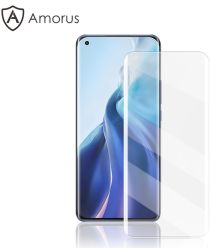 Xiaomi Mi 11 Screen Protector 3D Tempered Glass Liquid Glue