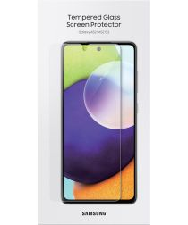 Originele Samsung Galaxy A52 Screen Protector Tempered Glass