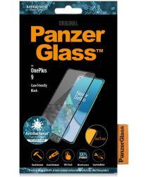 PanzerGlass OnePlus 9 Screen Protector Antibacterieel Zwart