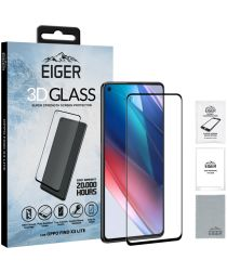 Eiger 3D Tempered Glass Oppo Find X3 Lite / Reno5 Screen Protector
