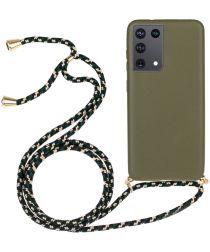 Samsung Galaxy S21 Ultra Telefoonhoesjes met Koord