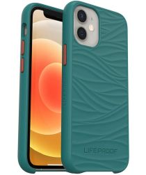 LifeProof Wake Apple iPhone 12 Mini Hoesje Back Cover Groen
