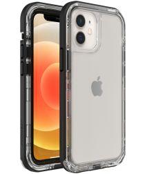 LifeProof Next Apple iPhone 12 Mini Hoesje Transparant/Zwart