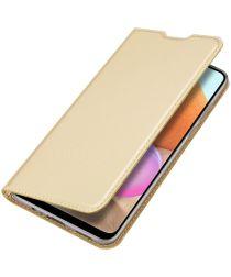 Dux Ducis Skin Pro Series Samsung Galaxy A32 4G Hoesje Goud