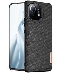Dux Ducis Fino Series Xiaomi Mi 11 Hoesje Back Cover Zwart