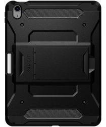 Spigen Tough Armor Pro iPad Air (2020) Hoes met Screen Protector Zwart