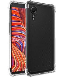 Samsung Galaxy Xcover 5 Hoesje Schokbestendig Transparant