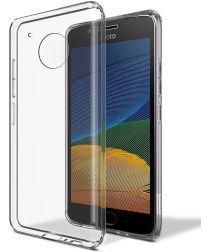 Origineel Motorola Moto G5S Hoesje Dun TPU Back Cover Transparant