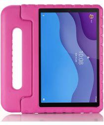 Lenovo Tab M10 HD Gen 2 Kinder Tablethoes met Handvat Roze