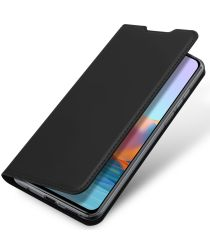 Dux Ducis Skin Pro Xiaomi Redmi Note 10 Pro Hoesje Book Case Zwart