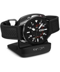 Spigen S352 Night Stand Houder voor Samsung Galaxy Watch 3 Serie Zwart