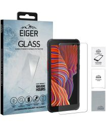 Eiger 2.5D Tempered Glass Samsung Galaxy Xcover 5 Screen Protector