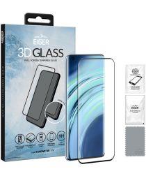 Eiger 3D Tempered Glass Xiaomi Mi 11 Screen Protector Zwart