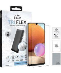 Eiger Tri Flex Samsung Galaxy A32 4G Screen Protector [2-Pack]