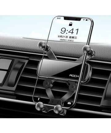 ROCK Gravity Ventilatierooster Telefoonhouder voor Smartphones Houders