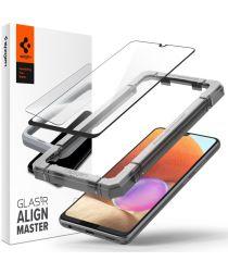 Spigen AlignMaster Samsung Galaxy A32 4G Screen Protector Full Cover