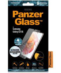 PanzerGlass Samsung Galaxy S21 Protector Finger Print & Case Friendly