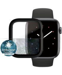 PanzerGlass Apple Watch 44MM Hoesje Full Body Antibacterieel Zwart