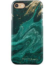 Burga Tough Case iPhone SE (2020) / 8 Hoesje Emerald Pool
