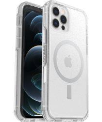 OtterBox Symmetry+ Apple iPhone 12 / 12 Pro Hoesje met MagSafe Glitter