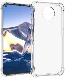 Nokia G10/G20/Nokia 6.3 Hoesje Schokbestendig en Dun TPU Transparant