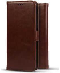 Rosso Element Nokia 6.3 / G10 / G20 Hoesje Book Cover Wallet Bruin