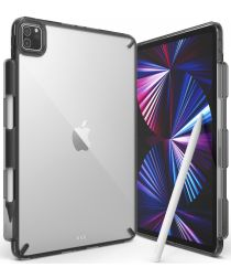 Ringke Fusion Apple iPad Pro 11 Hoes Back Cover Transparant Zwart