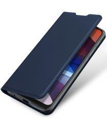 Dux Ducis Skin Pro Series Motorola Moto E7i Power Hoesje Blauw
