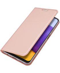 Dux Ducis Skin Pro Series Samsung Galaxy A22 4G Hoesje Roze