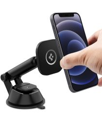 Spigen OneTap Raam/Dashboard Magnetische MagSafe Telefoonhouder Auto