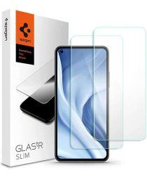 Spigen Glas.tR Xiaomi Mi 11 Lite 4G/5G Screen Protector (2-Pack)