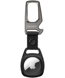Spigen Apple AirTag Case Rugged Armor Mat Zwart