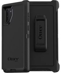 OtterBox Defender Samsung Galaxy Note 10 Hoesje Back Cover Zwart