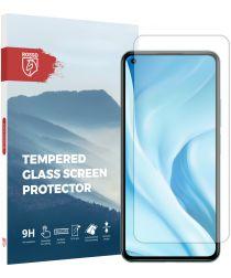 Rosso Xiaomi Mi 11 Lite 4G/5G 9H Tempered Glass Screen Protector