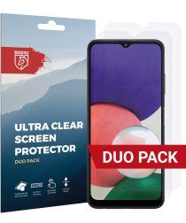 Alle Samsung Galaxy A22 5G Screen Protectors