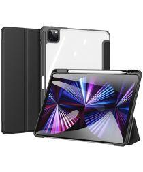 Dux Ducis Toby Series Apple iPad Pro 11 Hoes Tri-Fold Book Case Zwart