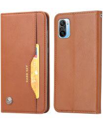 Xiaomi Poco F3 Book Cases & Flip Cases
