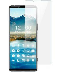Sony Xperia 5 III Screen Protector Soft TPU Display Folie Ultra Clear