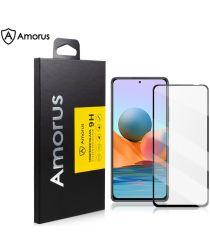 Amorus Xiaomi Redmi Note 10 5G/Poco M3 Pro Screen Protector Full Cover