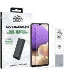 Eiger Mountain+ Samsung Galaxy A32 4G Screen Protector Antibacterieel