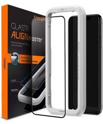 Spigen Apple iPhone 11 / XR AlignMaster Tempered Glass