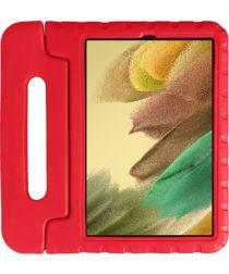 Samsung Galaxy Tab A7 Lite Kinder Tablethoes met Handvat Rood